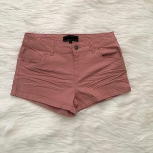 Pants - wrinkle design shorts